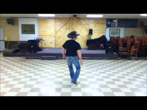 Any Man of Mine - Line Dance to music