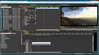 How to Pan and Resize Video Over Time - Ken Burns in Premiere Pro CC 2014