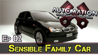 Sensible Family Car :: Automation Game :: E2 :: Z One N Only