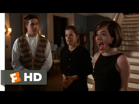 The House of Yes (1/10) Movie CLIP - The Engagement (1997) HD