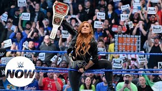 Live Superstar Shake-up preview: WWE Now