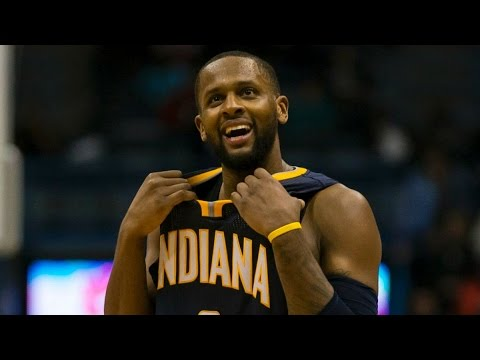 C.J. Miles Pacers 2015 Season Highlights