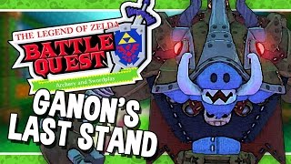 The Legend of Zelda Battle Quest: Ganon