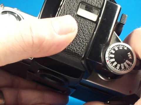 Nikon F2 body 170227