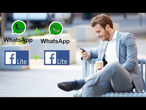 One Phone on Two Whatsapp in Hindi