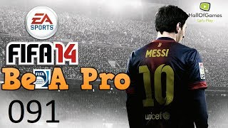 Fifa 14 'Be A Pro'  Hannover 96 vs. Werder Bremen  #091-Let's Play Fifa 14 Be A Pro