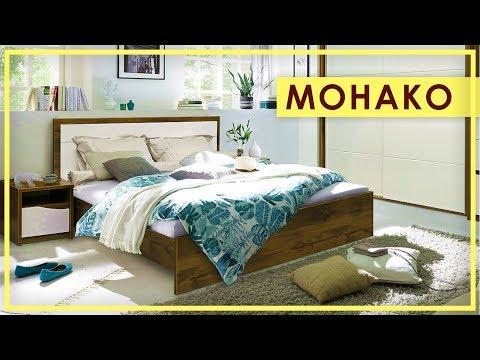 СПАЛЬНЯ «МОНАКО». Обзор спальни Монако от Пинскдрев в Москве
