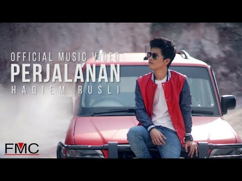 Haqiem Rusli - Perjalanan( Official Music Video )