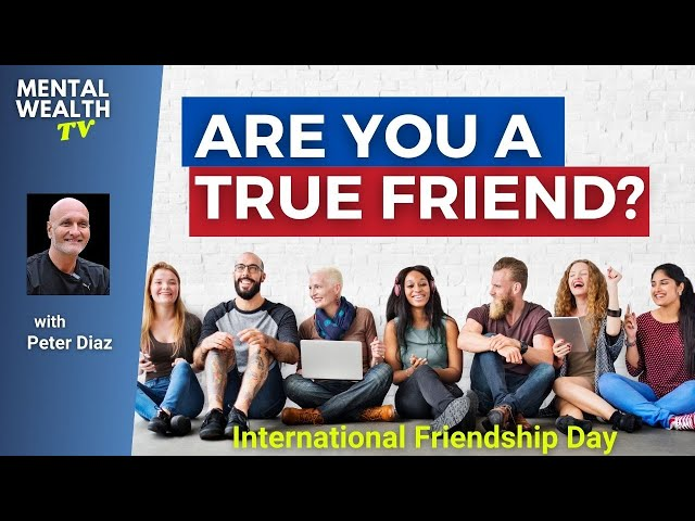 How Friends can be the Best Stress Relief! Happy International Friendship Day.