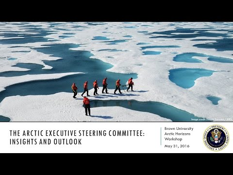 Arctic Horizons Workshop Keynote: Ambassador Mark Brzezinski