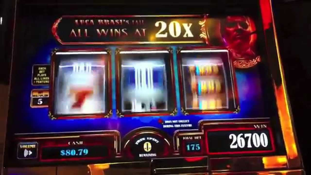 casino slot bonus videos