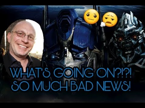 Akiva Goldsman LEAVES Transformers Writers' Room?! What's Next For Transformers??