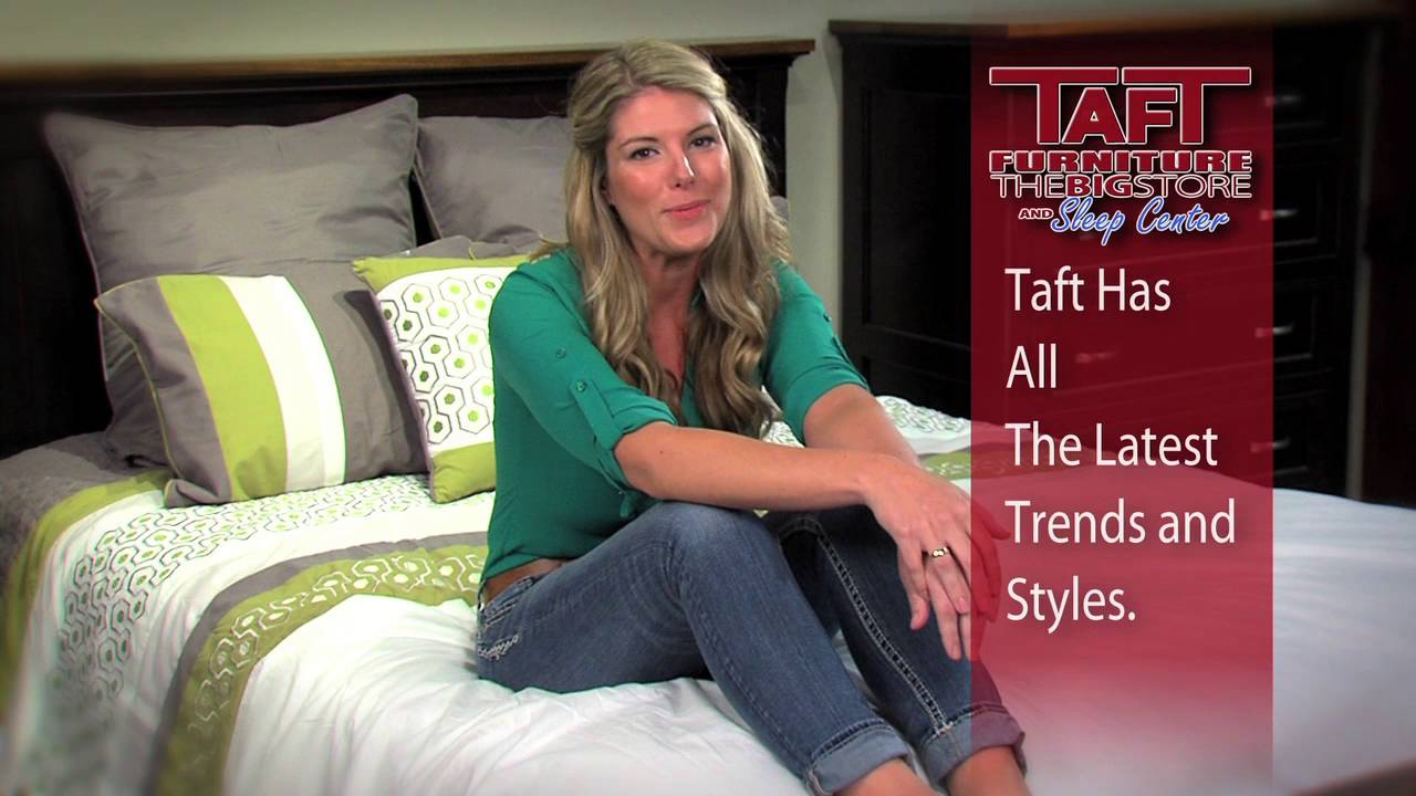 Want Relaxed, Hassle Free Shopping? Taft Furniture ...