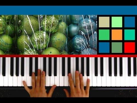 Christmas Songs: The 12 Days Of Christmas  Piano