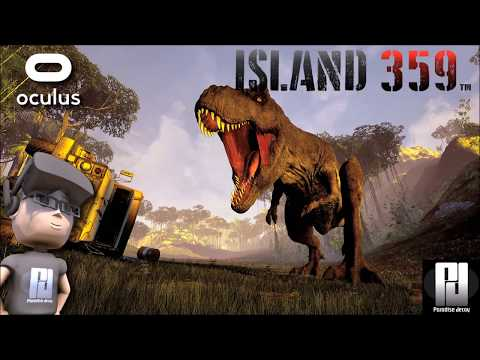 SURVIVING YOUR FIRST NIGHT On ISLAND 359 VR  // Oculus + Touch // GTX 1060 (6GB)