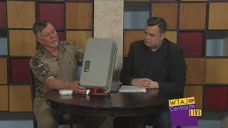 1-17 Handyman Dwight: Honeywell Steam Humidifier