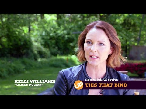 Ties That Bind  Kelli Williams As Allison McLean