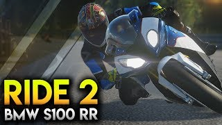 Ride 2 | BMW S1000RR ...WHAT A BIKE!! (PS4 Gameplay)