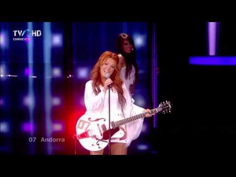 esc09 andorra susanne georgi get a life HDTV 720p