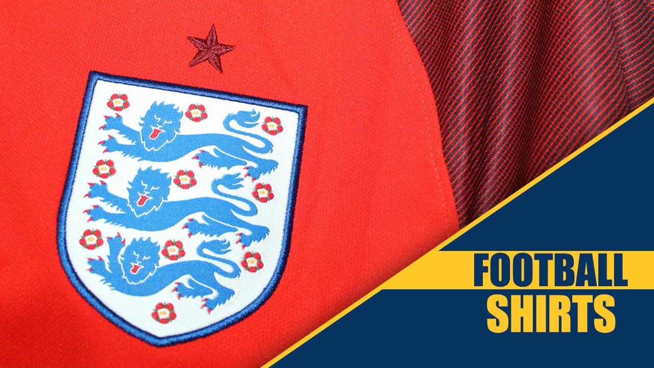 215374123e1 England 2016 Euro Away Shirt Review