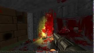 Brutal Doom 2 Gameplay