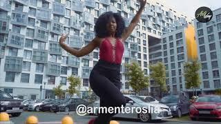 Женский стиль в сальсе с Лиа Арментерос Salsa cubana lady style в школе танцев ArtWay