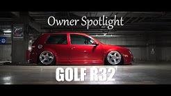 Owner Spotlight / Volkswagen / GOLF / R32 / STANCE / S-STYLE / TOPSTYLE / TAKKU FILMS / 4K