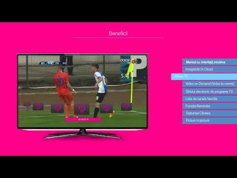 Fa cunostinta cu Telekom TV Interactiv