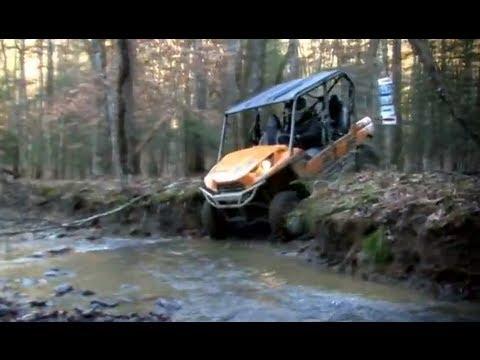 2012 Kawasaki Teryx4 Side by Side (UTV) Review - YouTube
