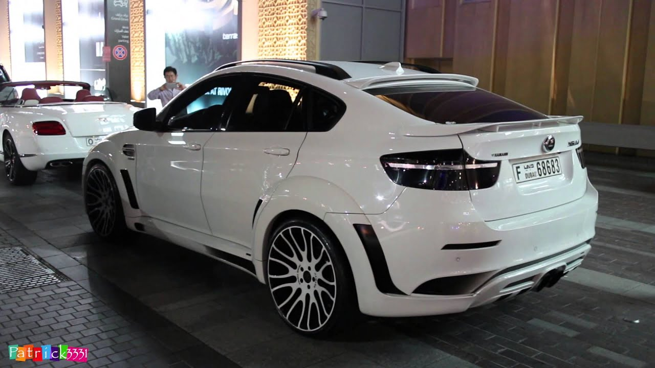 Hamann Bmw X6m Looking Sweet In White Youtube