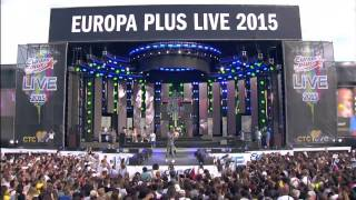 Europa Plus LIVE 2015 - Прямая трансляция(Все летние хиты - Егор Крид, Нюша, Пицца, Сергей Лазарев, IOWA, Burito, Елка, Винтаж, Базиль, Банд'эрос, Tasha G и многие..., 2015-07-26T01:38:03.000Z)