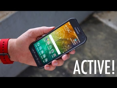 24 Hours Using (and Dropping) the Galaxy S6 Active