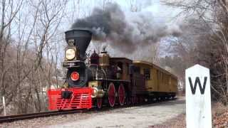 Steam Into History, March 2014 (Short)