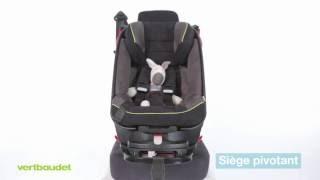 Base pivotante 0+ Isofix pour sièges-auto Firstsit et Perfectsit
