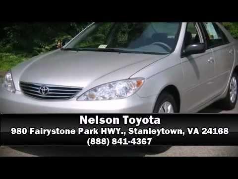 2006 Toyota Camry In Southside VA   Martinsville, Danville, Roanoke,  Stuart, And Greensboro NC
