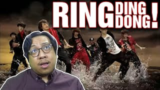 "SHINEE (샤이니) || "" RING DING DONG "" M/V REACTION!"