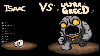[ISAAC A+] Le cleared du GREED !!! ENFIN !!! Et test de Lilith.