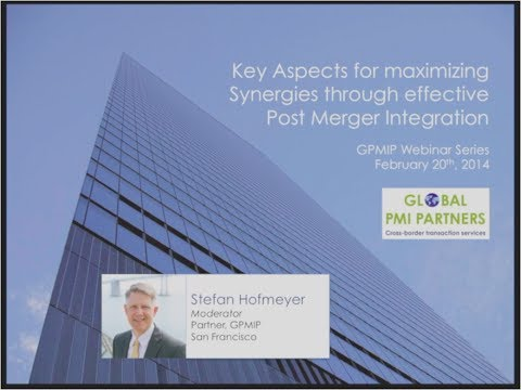 Maximizing Synergies through effective Post Merger Integration