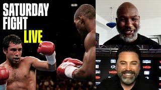 Bernard Hopkins vs. Oscar De La Hoya (Saturday Fight Live)