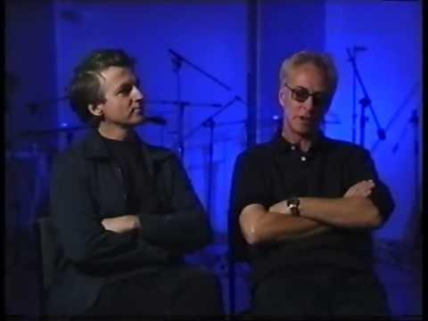 Neil Finn & Eddie Rayner Interview: Split Enz Reunion, September 1999