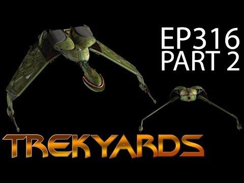 Trekyards EP316 - Klingon Bird of Prey (Part 2) (2018)