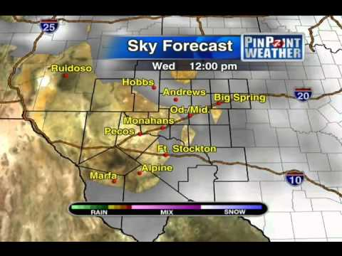 CBS 7 Web Weather Forecast 11-24: Winter Storm Approaching