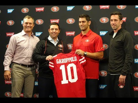 Jimmy Garoppolo and the other top 5 49ers + the Browns suck!