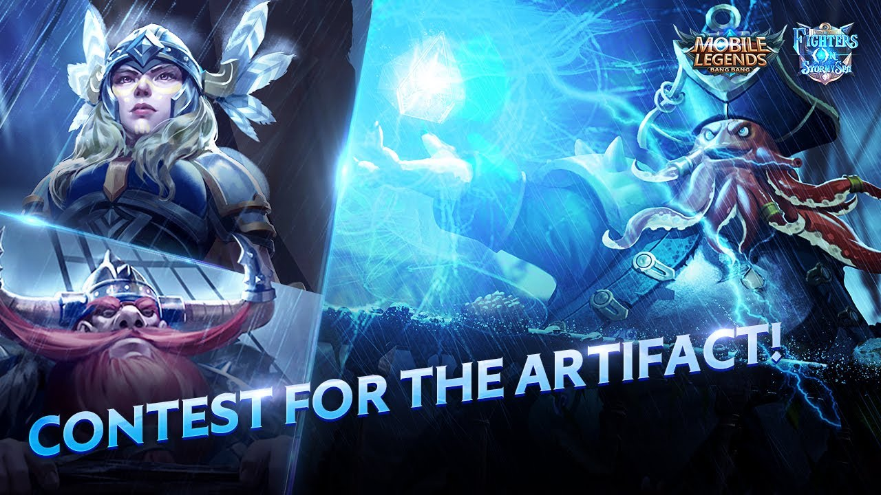 Contest for the Artifact | Fighters on Stormy Sea Trailer - Chapter II | Mobile Legends: Bang Bang