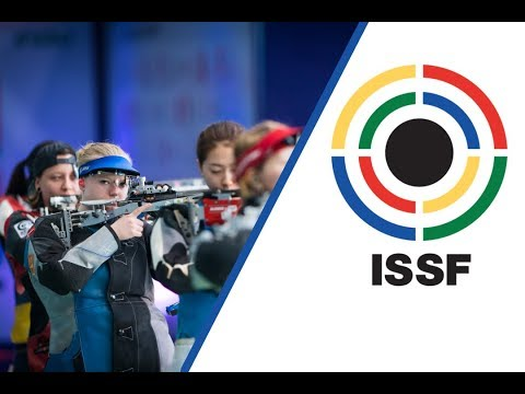 50m Rifle 3 Positions Women Final - 2017 ISSF World Cup Final in New Delhi (IND)