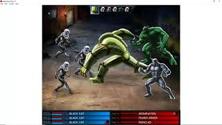 Marvel Avengers Alliance Redux-Now with hero and encounter selections!