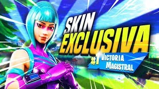 *EXCLUSIVE* I GOT THE SKIN WONDER!! | FORTNITE
