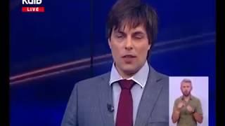 """Телеканал """"Киев"""" в гостях! Говорили о проекте """"Бесплатный Спорт Детям"""" и об опыте участия в ГБ!"""