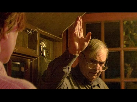 RAW UNCUT footage inside Ed and Lorraine Warren's occult museum.  See the real Annabelle doll!