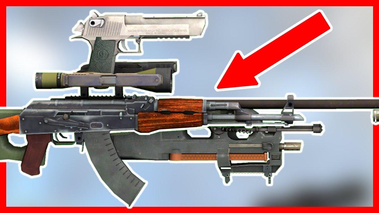Crazy Weapon Customization Update Cs Go Youtube